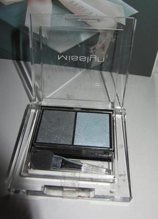 Тени для век high shine duo eyeshadow ( оттенок №192) от misslyn