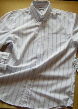 Классическая рубашка в полоску southern