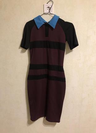 Стильное платье а-ля в.бекхем