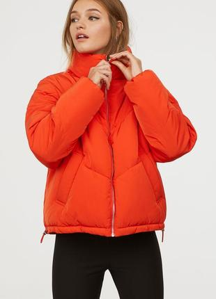 Утепленная куртка, 36р (s), полиэстер 100%