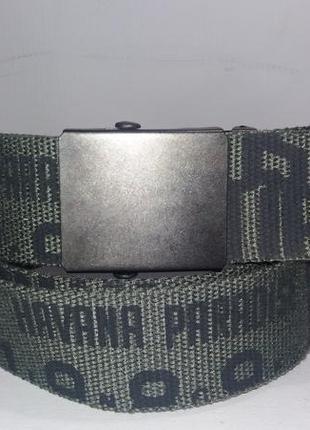 Тканевый ремень унисекс accessoires от c&a, сток из европы