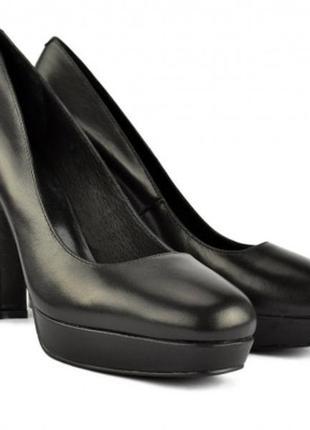 Кожаные туфли vitto rossi (витто росси)