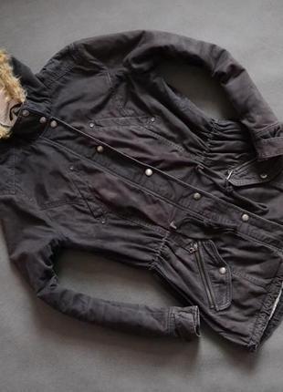Женская куртка-парка tom tailor