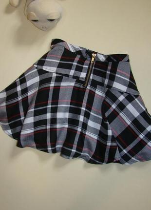 Стильная пышная юбка disney 8-10 лет