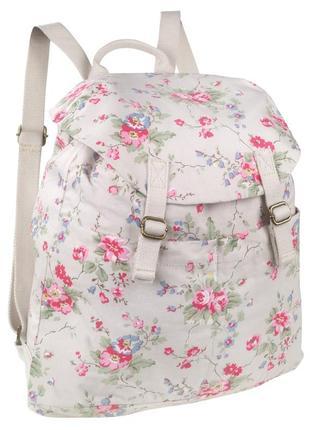 Тканевый рюкзак cath kidston floral