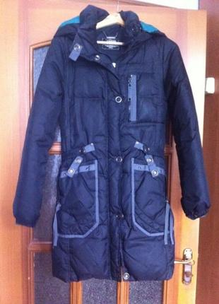 Зимний пуховик( зимнее пальто) junker