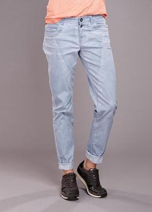 Стильные брюки chino  tchibo германия, размер 38 евро