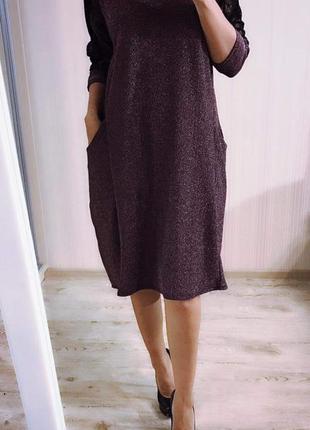 Красивое платье батального размера