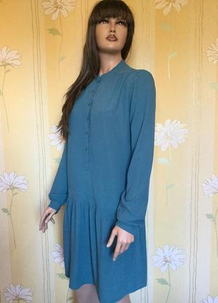 Платье рубашка hush размер 10