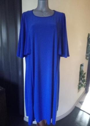 Платье сайз + 60-62