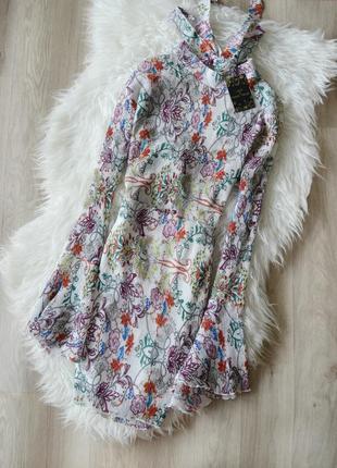 Новое платье с красивой спинкой  love & other things