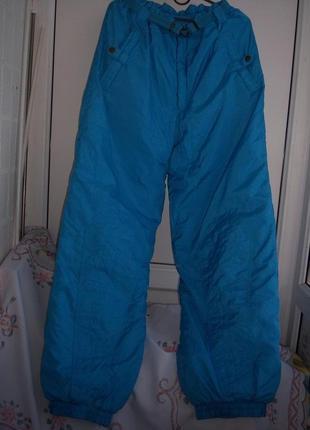 Лыжные брюки размер l  фирмы body club