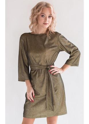 Блестящее платье на новый год, р.34, 36, 38, 40