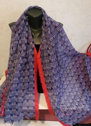 Натуральная шерсть нежный палантин tie rack,176*68