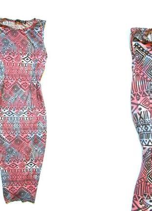 Мегаклассное платье миди