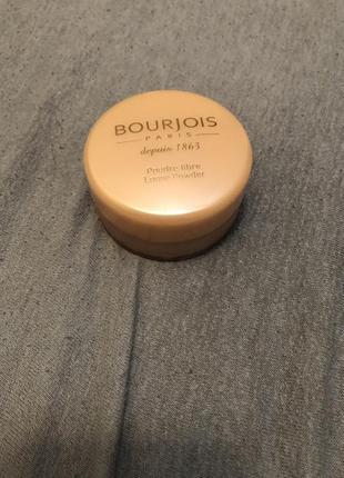 Рассыпчатая пуlра bourjois