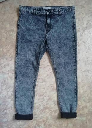 Джеггинсы, джинсы варенки скинни janina plus size
