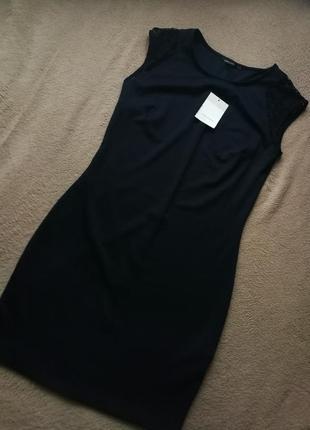 Новое платье 👗 (темно-темно-синее)