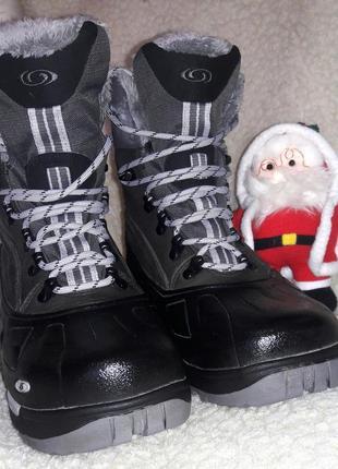 Ботинки зимние salomon 38 размер