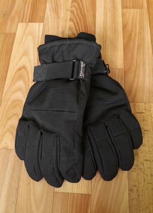 Зимние термо перчатки hema insulation