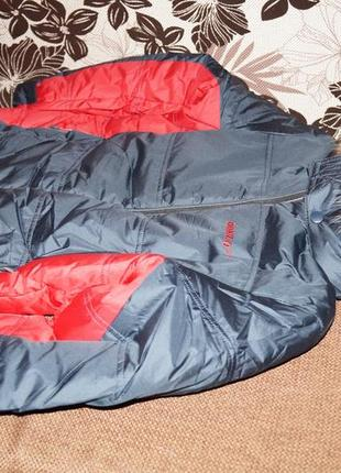 Теплая зимняя куртка donilo для мальчика донило данило4 фото