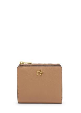 Кожаный мини кошелёк henri bendel