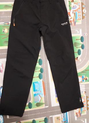 Софтшелл  regatta softshell теплые брюки 30 размер