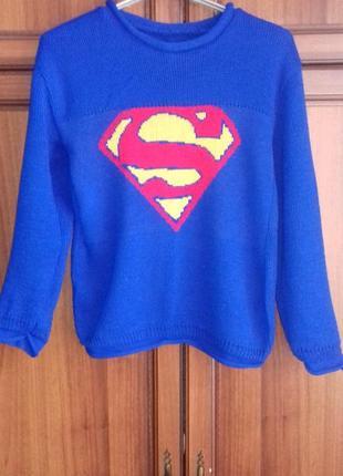 Суперський светр