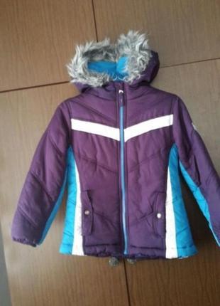 Зимняя куртка protection system