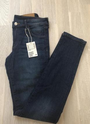 Новые джинсы скини h&m скидка