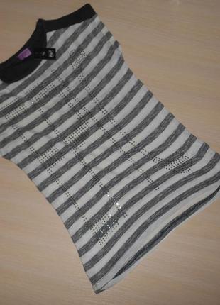 Футболка, блузка, блуза f&f 8-9 лет, 128-134 см,оригинал