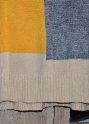 Новый стильный женский свитер мультиколор3