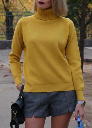Отличный теплый свитер!
