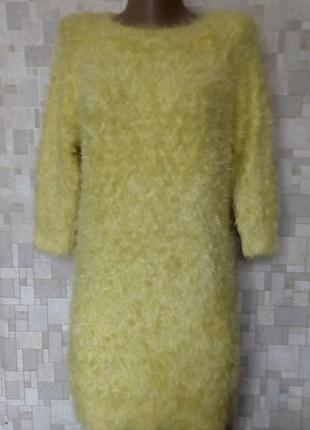 Стильное платье-травка river island.