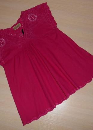 Нарядная туника, блузка, блуза new look, 6 лет, 116 см, оригинал