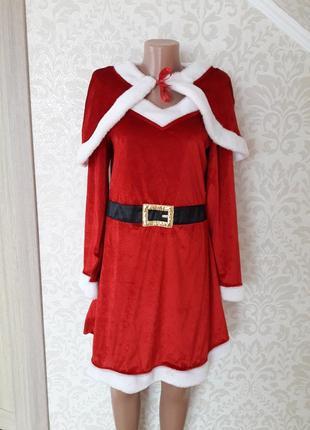 Новогоднее платье...
