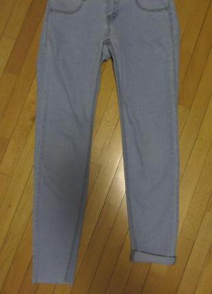 Летние легкие джинсы pull&bear