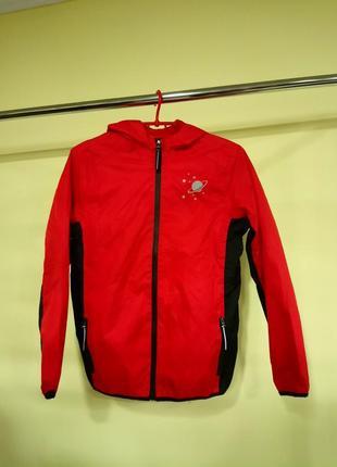 Спортивная куртка-ветровка crivit sport