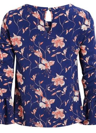 Очень красивая женственная блуза от vila, p. m