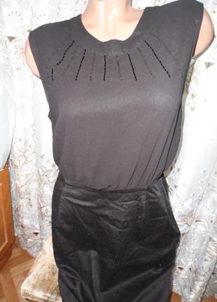 Новогодняя цена! очень красивое платье vero moda 48-50 размер