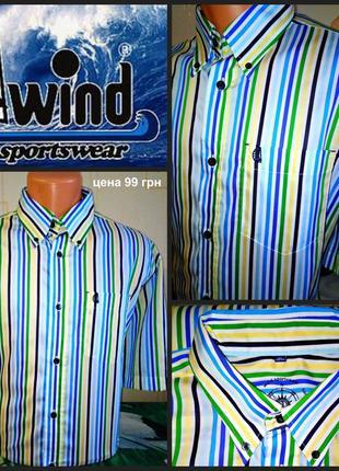 Рубашка c кoрoтким рукавoм от wind sportswear gmbh, р xxl