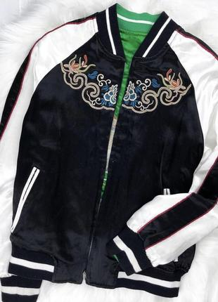 Бомбер кофта толстовка ветровка куртка1