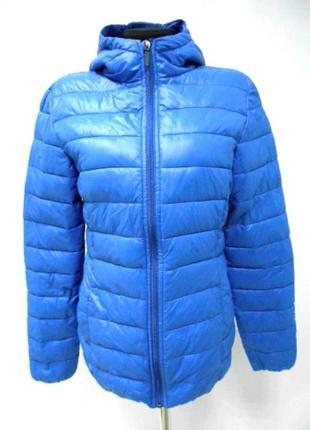 Куртка синяя blue motion
