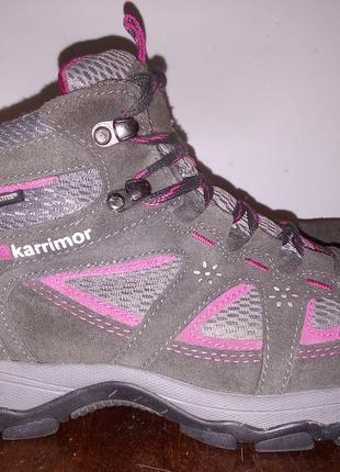 Ботинки зимние треккинговые karrimor waterproof