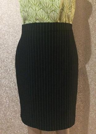 Трендовая юбка в полоску!