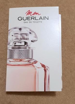 Пробник аромата guerlain - mon guerlain