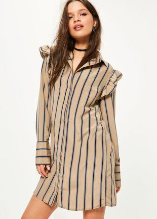 e8137559c94fe6b Короткие платья в полоску Missguided 2019 - купить недорого вещи в ...