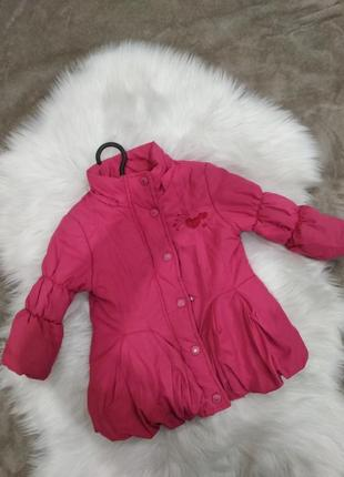 Курточка демисезоная 12-18