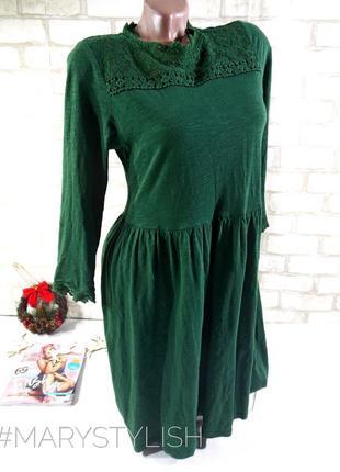 Зеленое платье от topshop