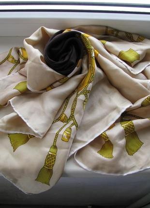 Шелковый платок beta. italy